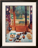 The Breakfast Room Posters by Pierre Bonnard