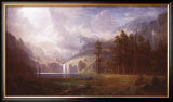 Mt. Whitney Prints by Albert Bierstadt