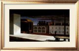 Dawn in Pennsylvania Prints by Edward Hopper