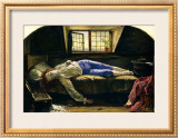 The Death of Chatterton Prints by Henry Wallis