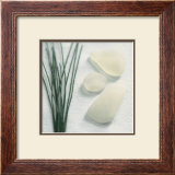 Straw Sea Glass Print by Celia Pearson