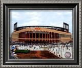 Citi Field 2009 Framed Photographic Print