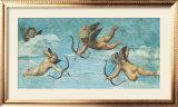 Il Trionfo di Galatea Posters by  Raphael