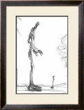 Dessin I Posters by Alberto Giacometti