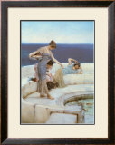 Silver Favourites, 1903 Prints by Sir Lawrence Alma-Tadema