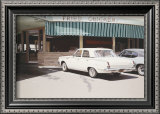 '64 Valiant Print by Robert Bechtle