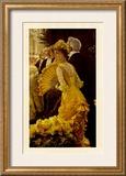 The Ball Prints by James Tissot