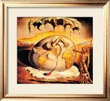 Geopoliticus Child Print by Salvador Dalí