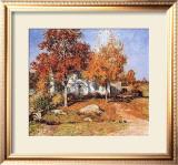 October Art by Willard Leroy Metcalf