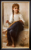 The Young Seamstress Prints by William Adolphe Bouguereau
