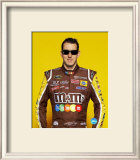 Kyle Busch Framed Photographic Print