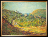 Petites Dalles, c.1884 Prints by Claude Monet