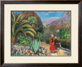 Afternoon in Provence Posters by William Glackens