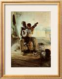 The Banjo Lesson Poster by Henry Ossawa Tanner