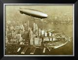 The Hindenburg Airship,1936 Prints