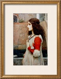 Juliet Posters by John William Waterhouse