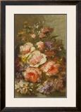 Flowers Posters by Narcisse Virgile Diaz de la Pena