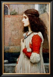 Juliet Poster by John William Waterhouse