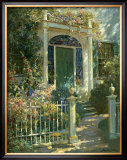 Portsmouth Doorway Prints by Abbott Fuller Graves