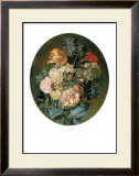 Floral Bouquet I Poster by Luis Paret y Alcazar
