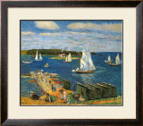 Mahone Bay, 1911 Posters by William Glackens