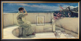 Hope Springs Eternal Poster by Sir Lawrence Alma-Tadema