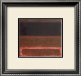 Four Darks in Red, 1958 Posters by Mark Rothko