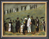 Funeral March Print