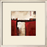 Red Trestle Prints by L. Austin