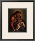 Madonna and Child Prints by Tim Ashkar