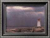 Lighthouse, Nova Scotia Prints by Art Wolfe