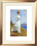 Sunlight Prints by Frank Weston Benson