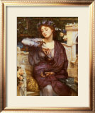 Libra and Her Sparrow Posters by Edward John Poynter