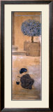 Playing with Puddles Print by Pierre Bonnard