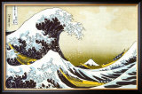 Great Wave of Kanagawa Posters