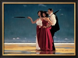 The Missing Man I Prints by Jack Vettriano