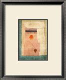 Arabian Song, 1932 Prints by Paul Klee