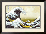 Great Wave of Kanagawa Prints