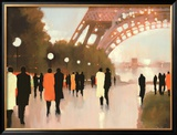 Paris Remembered Posters by Lorraine Christie