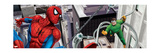 Spider-Man and Doctor Octopus in the City Posters