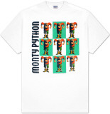 Monty Python - Checkers T-shirts