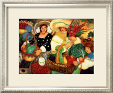 Farmer's Market Prints by Linda Carter Holman