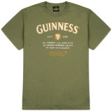 Guinness - Label Shirt