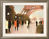 Paris Remembered Prints by Lorraine Christie