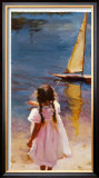 Sail Away Posters by Nancy Seamons Crookston