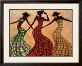 Rhythm Prints by Monica Stewart