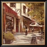 Boulevard Cafe Prints by Brent Heighton