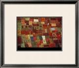 Tapis de Marrakech Prints by Yann Arthus-Bertrand