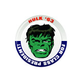 Marvel Comics Retro: The Incredible Hulk '63 for Class President (aged) Kunstdrucke