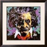 Einstein Prints by David Garibaldi